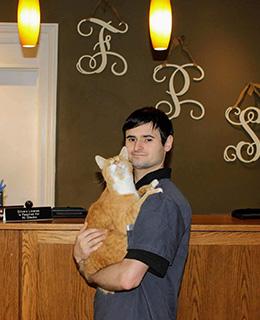 for pet's sake vet staff